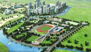 Sai Gon Sport city