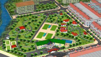 Cụm giáo dục, khu đô thị Nam Long